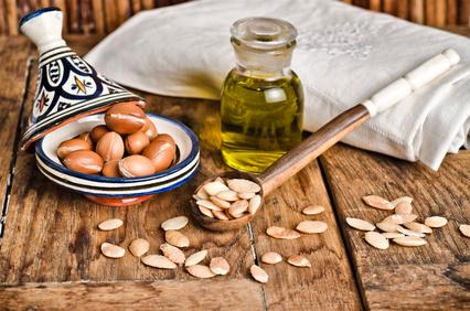beauté et bienfaits : huile d'Argan